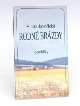 Kniha Vlasta Javořická: Rodné brázdy
