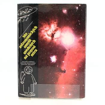 Kniha Horský: Sto astronomických omylů