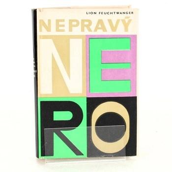 Historický román Lion Feuchtwanger: Nepravý Nero