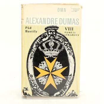 Kniha Pád Bastily Alexandre Dumas