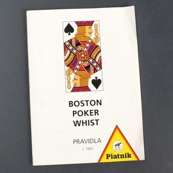 Pravidla pro Poker, Whist Piatnik