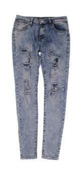 Dámské kalhoty Jeans ryflové