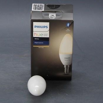 Žárovka Philips Hue White Single bulb E14