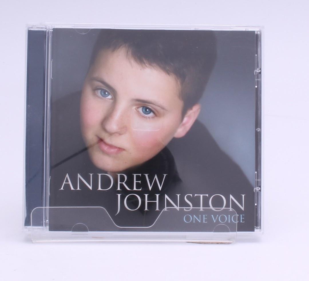 CD Andrew Johnston: One voice