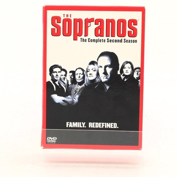 Seriál na DVD Rodina Sopránů, série 2