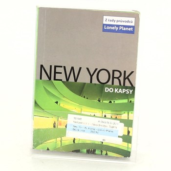 Lonely planet: New York do kapsy