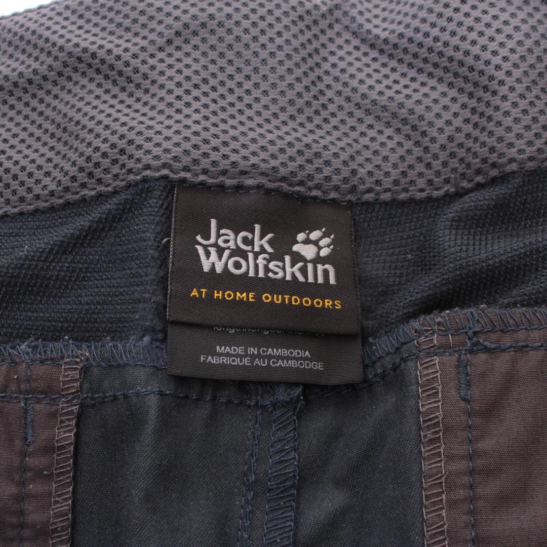 Pánské kraťasy Jack Wolfskin BELDEN modré