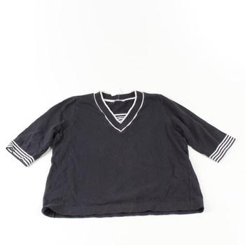 Dámský 3/4 svetr Blancheporte černý