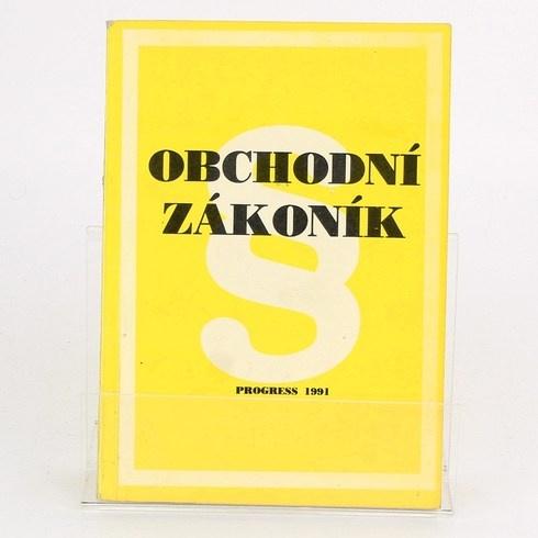 Kniha Obchodní zákoník (Progres 1991)