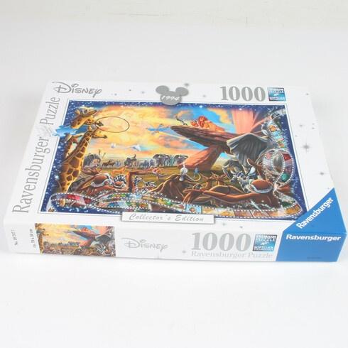 Puzzle Ravensburger 19747 Lví král 1000