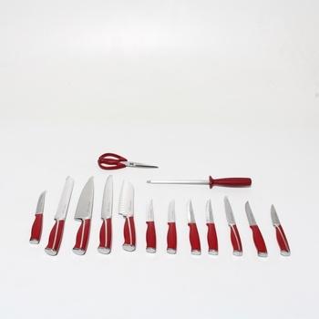 Stojánek na nože +sada nožů Emojoy