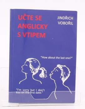Kniha Jindřich Vobořil: Učte se anglicky s vtipem