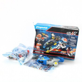Stavebnice Playmobil 70020 motorka