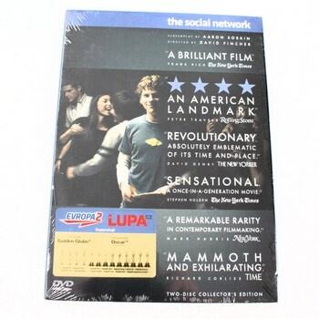 DVD film Sociální síť 2020