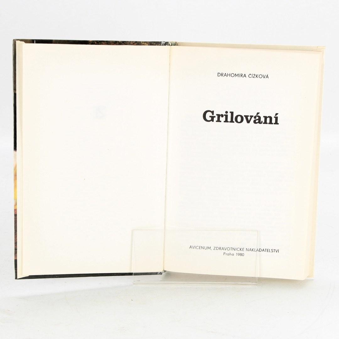 Kniha Grilování - D. Čížková