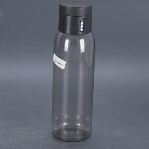 Láhev na vodu Joseph Joseph Dot šedá