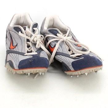 Sprinterské tretry Nike modré