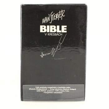 Kniha Bible v kresbách