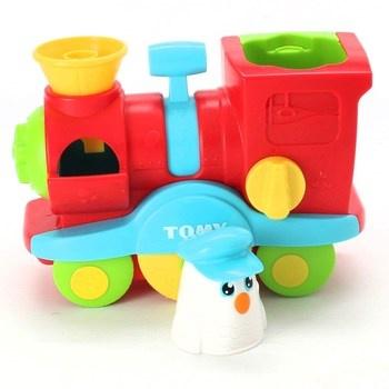 Hračka pro nejmenší Tomy Toomies Train