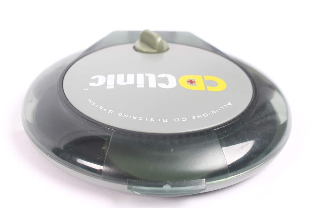 Čistič CD  All-in-one