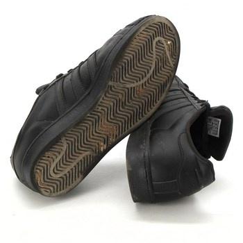 Pánské tenisky Adidas kožené šněrovací