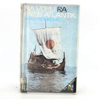 Kniha Jurij Senkevič:Na voru Ra přes Atlantik