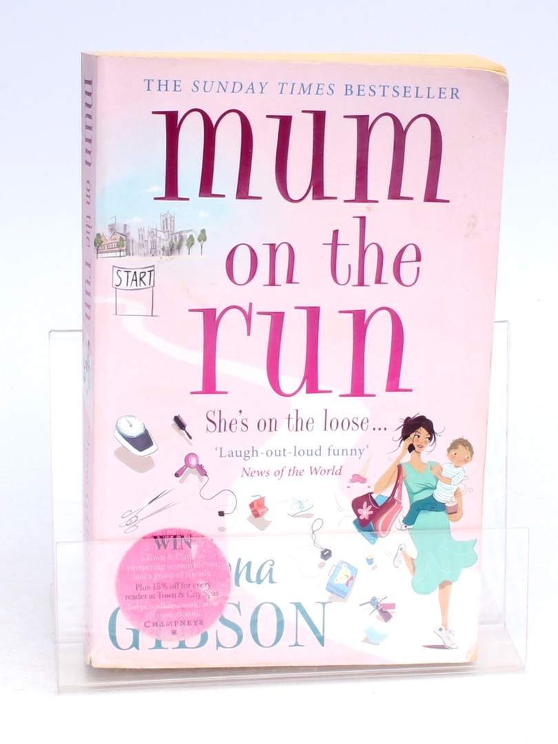 Kniha Mum on the run Fiona Gibson