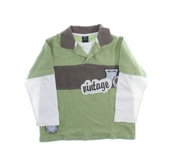 Dětské tričko Next Vintage zelené