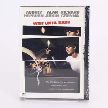 Wait until dark, A.Hepburn, Arkin, Crenna
