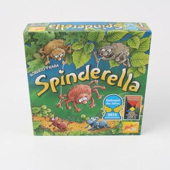 Dětská společenská hra Zoch Spinderella
