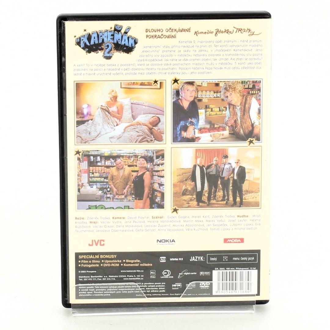 DVD Kameňák 2