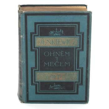 Kniha Ohněm a mečem díl II.
