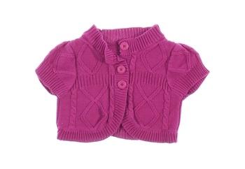 Dětský svetřík Dopodopo růžový