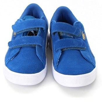 Dětské tenisky Puma Suede Classic modré