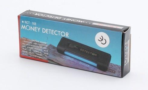 Detektor padělků peněz  NTC-168