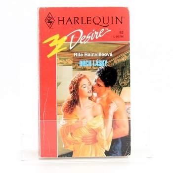 Kniha Duch lásky Rita Rainvilleová