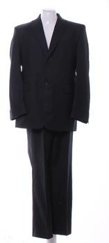 Pánský oblek Blažek černý