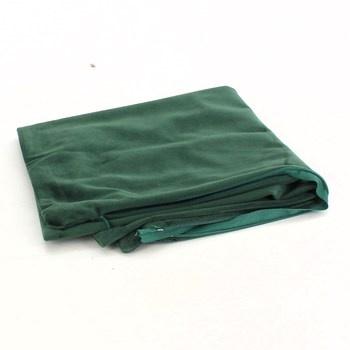 Povlak na polštář zelený 45 x 45 cm