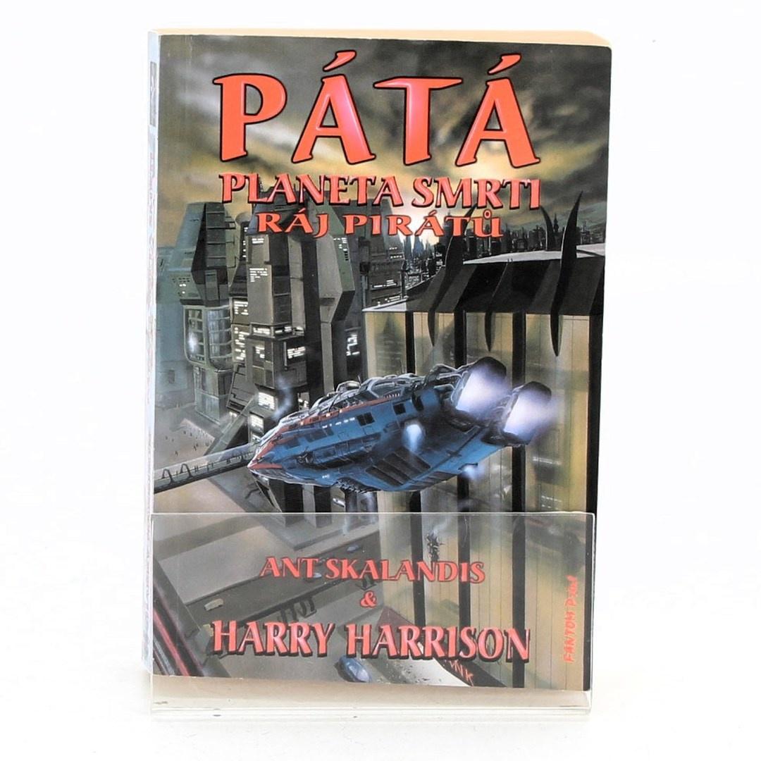 Kniha Planeta smrti 5: Ráj pirátů