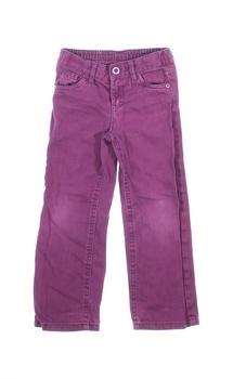 Dívčí džíny Okay odstín fialové