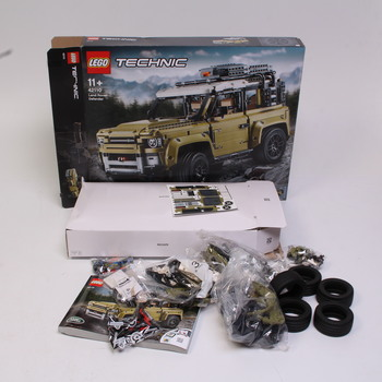 Stavebnice Lego Technic 42110