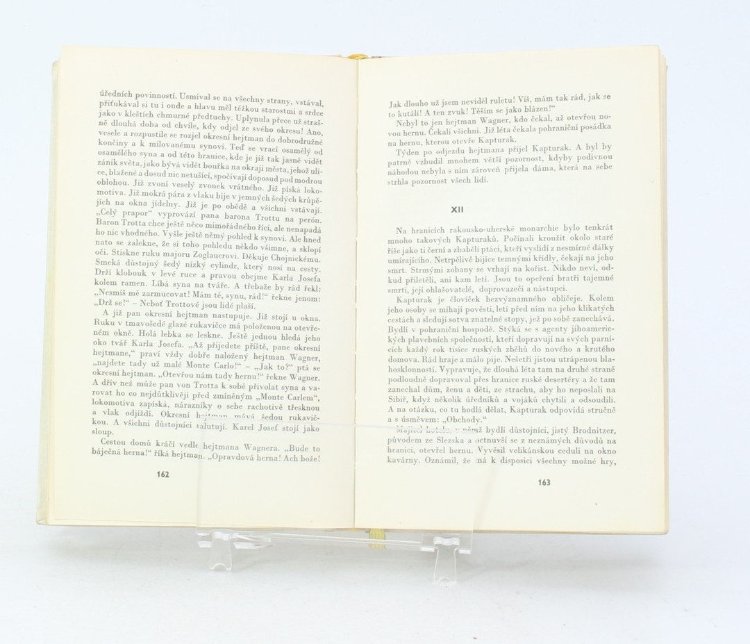 Kniha Joseph Roth: Pochod Radeckého