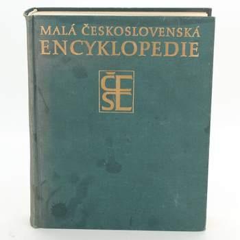 Malá československá encyklopedie 4