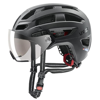 Cyklistická helma Uvex S41075303 černá