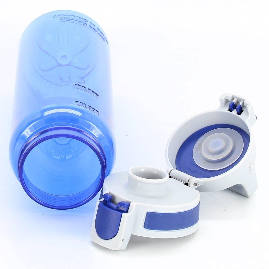 Sportovní lahev Sigg Total colour blue 600ml