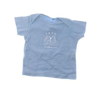 Kojenecké tričko modré Timberland