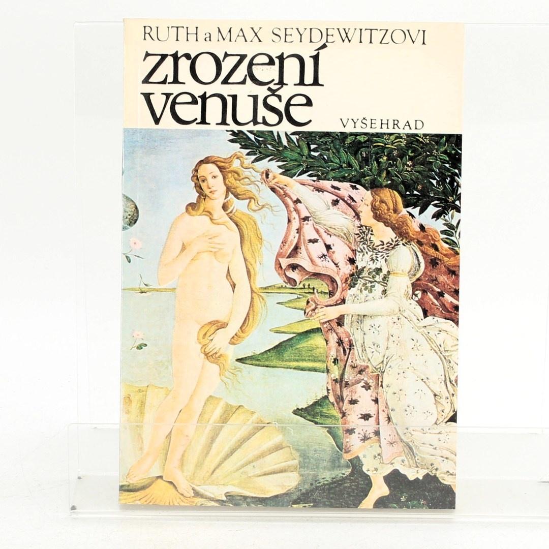 Naučná kniha Zrození Venuše