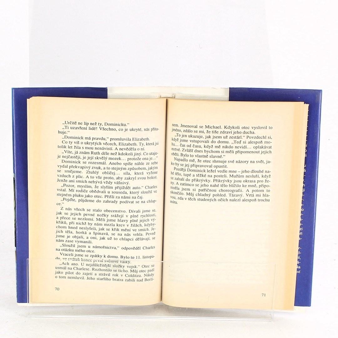 Kniha Josephine Hartová: Hřích