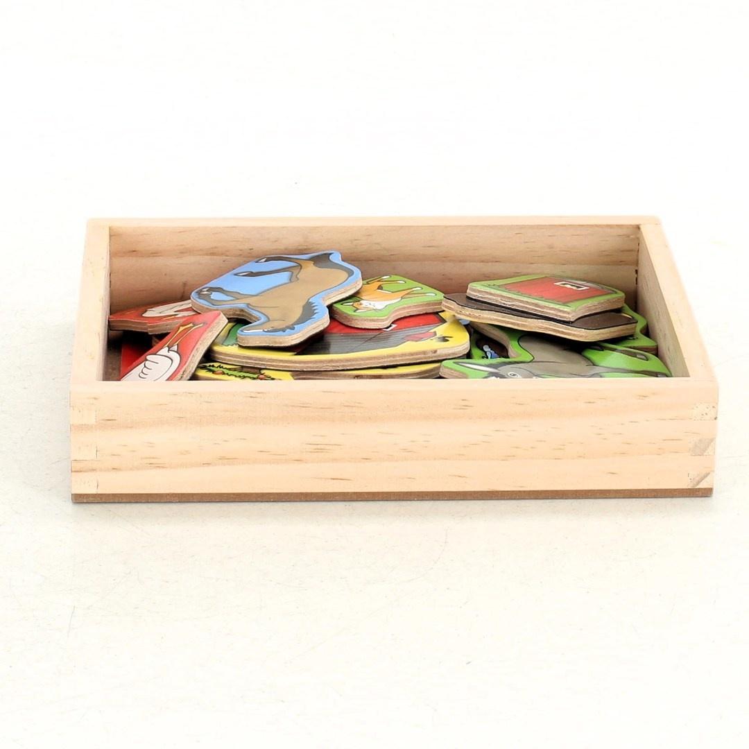 Dřevěné hračky Mellisa & Doug