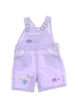 Dětské lacláče George fialové s motýli
